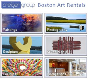 Boston Art Rentals